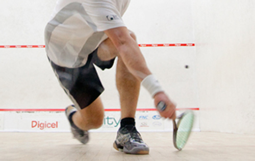 Day 2: World Distributors Charity Squash Tournament 2014